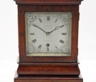 Griffith, King Street, Westminster, a circa 1830 table clock